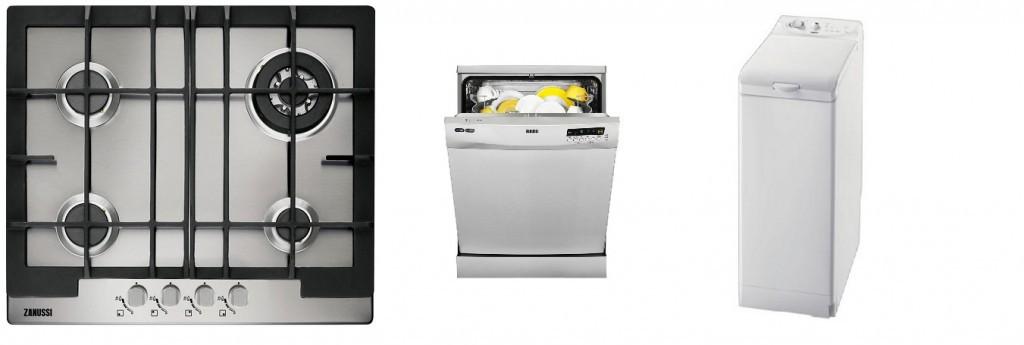 Repuestos para electrodomésticos zanussi