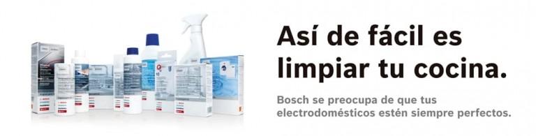 Recambios para Bosch y Balay en Barcelona